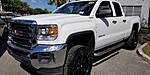 "USED 2016 GMC SIERRA 2500 4WD DOUBLE CAB 144.2"" in TAMARAC, FLORIDA"
