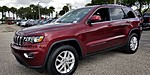 USED 2017 JEEP GRAND CHEROKEE LAREDO 4X2 in WEST PALM BEACH, FLORIDA