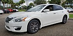 USED 2015 NISSAN ALTIMA 4DR SDN I4 2.5 S in WEST PALM BEACH, FLORIDA