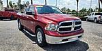 USED 2014 RAM 1500 2WD QUAD CAB 140.5 in STUART, FLORIDA
