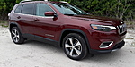 NEW 2019 JEEP CHEROKEE LIMITED in WEST PALM BEACH, FLORIDA