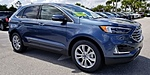 NEW 2019 FORD EDGE TITANIUM in ROYAL PALM BEACH, FLORIDA