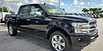 NEW 2020 FORD F-150 PLATINUM in ROYAL PALM BEACH, FLORIDA