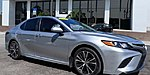 USED 2018 TOYOTA CAMRY SE in FORT PIERCE, FLORIDA