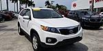 USED 2013 KIA SORENTO 2WD 4DR I4 LX in STUART, FLORIDA