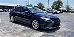 USED 2018 TOYOTA CAMRY XLE V6 AUTO in FORT PIERCE, FLORIDA