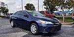 USED 2017 TOYOTA CAMRY LE in FORT PIERCE, FLORIDA