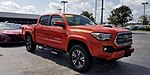 USED 2017 TOYOTA TACOMA TRD SPORT V6 4X2 in FORT PIERCE, FLORIDA