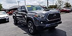 USED 2018 TOYOTA TACOMA TRD SPORT V6 4X2 in FORT PIERCE, FLORIDA