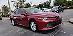 USED 2018 TOYOTA CAMRY LE in FORT PIERCE, FLORIDA