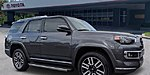 NEW 2019 TOYOTA 4RUNNER LIMITED in FT. PIERCE, FLORIDA