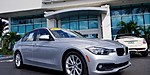 USED 2016 BMW 3 SERIES 320I in WEST PALM BEACH, FLORIDA