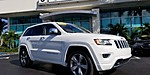 USED 2016 JEEP GRAND CHEROKEE OVERLAND in WEST PALM BEACH, FLORIDA