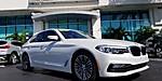 USED 2017 BMW 5 SERIES 530I XDRIVE in WEST PALM BEACH, FLORIDA