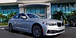 USED 2019 BMW 5 SERIES 530I in WEST PALM BEACH, FLORIDA