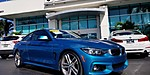 USED 2018 BMW 4 SERIES 440I in WEST PALM BEACH, FLORIDA