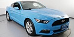 USED 2017 FORD MUSTANG V6 in AUSTIN, TEXAS