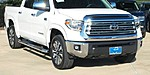USED 2018 TOYOTA TUNDRA LIMITED in AUSTIN, TEXAS