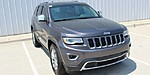 USED 2016 JEEP GRAND CHEROKEE LIMITED in PARIS, TEXAS