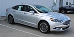 USED 2018 FORD FUSION TITANIUM in PARIS, TEXAS