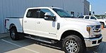 USED 2019 FORD F-350 LARIAT in PARIS, TEXAS