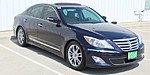 USED 2012 HYUNDAI GENESIS SEDAN 4.6L in PARIS, TEXAS