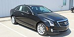 USED 2018 CADILLAC ATS SEDAN PREMIUM LUXURY AWD in PARIS, TEXAS