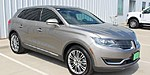 USED 2016 LINCOLN MKX RESERVE in PARIS, TEXAS