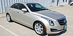 USED 2016 CADILLAC ATS SEDAN STANDARD RWD in PARIS, TEXAS