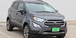 NEW 2019 FORD ECOSPORT TITANIUM in PARIS, TEXAS