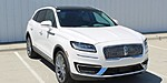 NEW 2019 LINCOLN NAUTILUS RESERVE in PARIS, TEXAS