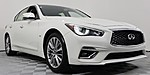 USED 2018 INFINITI Q50 3.0T LUXE in RIVIERA BEACH, FLORIDA