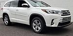 NEW 2019 TOYOTA HIGHLANDER LIMITED V6 FWD in RAINBOW CITY, ALABAMA