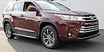 NEW 2019 TOYOTA HIGHLANDER XLE V6 FWD in RAINBOW CITY, ALABAMA