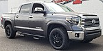NEW 2019 TOYOTA TUNDRA LIMITED CREWMAX 5.5' BED 5.7L in RAINBOW CITY, ALABAMA