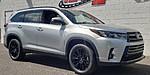NEW 2019 TOYOTA HIGHLANDER SE V6 FWD in RAINBOW CITY, ALABAMA