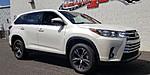 NEW 2019 TOYOTA HIGHLANDER LE PLUS V6 AWD in RAINBOW CITY, ALABAMA