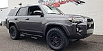 NEW 2020 TOYOTA 4RUNNER SR5 4WD in RAINBOW CITY, ALABAMA