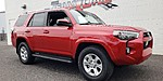 NEW 2020 TOYOTA 4RUNNER SR5 2WD in RAINBOW CITY, ALABAMA