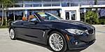 USED 2015 BMW 4 SERIES 2DR CONV 428I RWD in JUPITER, FLORIDA
