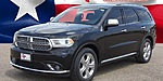 USED 2014 DODGE DURANGO SXT in HILLSBORO, TEXAS