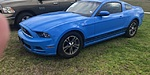 USED 2013 FORD MUSTANG V6 in HILLSBORO, TEXAS
