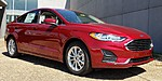 NEW 2019 FORD FUSION SE FWD in JACKSONVILLE, ARKANSAS