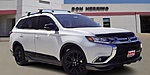 NEW 2018 MITSUBISHI OUTLANDER LE in IRVING, TEXAS