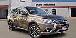 NEW 2018 MITSUBISHI OUTLANDER PHEV SEL in IRVING, TEXAS