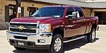 USED 2012 CHEVROLET SILVERADO 2500 LT 4WD CREW CAB 153.7 in TYLER, TEXAS