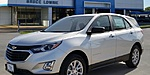NEW 2020 CHEVROLET EQUINOX LS in FORT WORTH, TEXAS