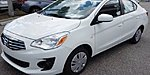 NEW 2017 MITSUBISHI MIRAGE G4 ES in JACKSONVILLE, FLORIDA