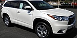 USED 2015 TOYOTA HIGHLANDER HYBRID LIMITED in INDIO, CALIFORNIA