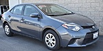 USED 2015 TOYOTA COROLLA LE in INDIO, CALIFORNIA
